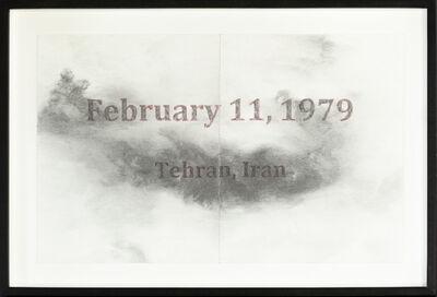 Charles Gaines, 'Untitled (Tehran, Iran, 1979)', 2012