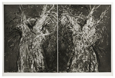 Jim Dine, 'Swaying in the Florida Night', 1983