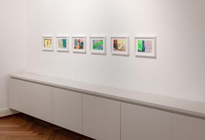 Hayley Tompkins, 'Installation view VIII', ca. 2019