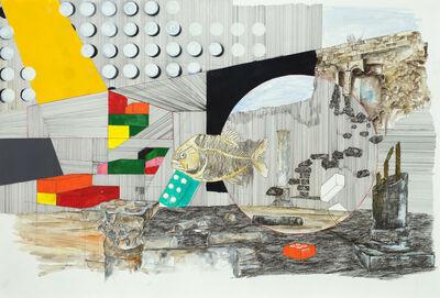 Yazan Abu Salameh, 'Fish Memory', 2021