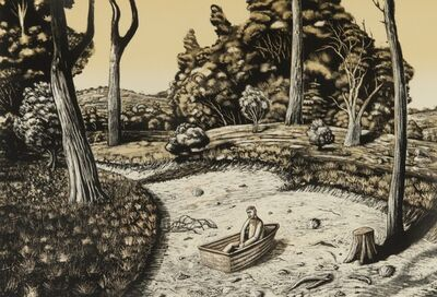 David Frazer, 'Drift', 2015