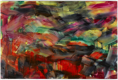 Herbert Brandl, 'Untitled', 2014