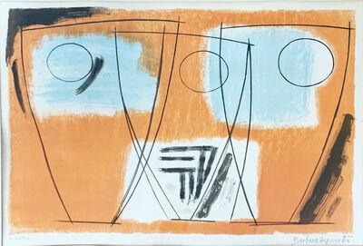 Barbara Hepworth, 'Three Forms', 1969