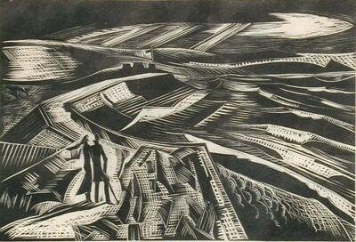 Paul Nash, 'The Bay', 1922