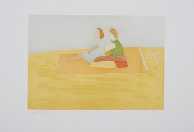 Alex Katz, 'Flying Carpet', 2008