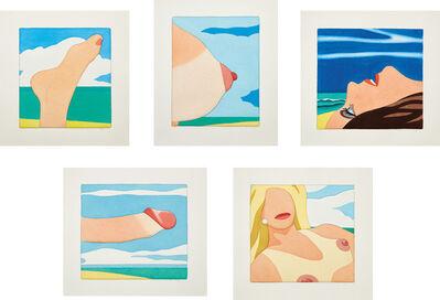 Tom Wesselmann, 'Seascape', 1978