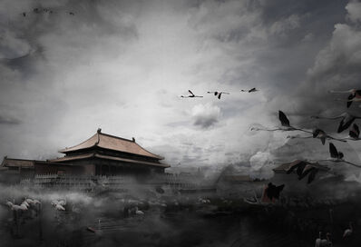 Liu Ren, 'Beijing Beijing 02 ', 2012
