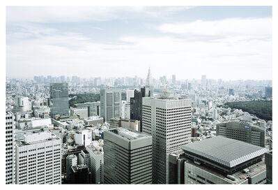 Bernhard Quade, 'Tokyo Cityscape ', 2014