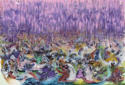 Ali Banisadr, 'The Lesser Lights', 2014
