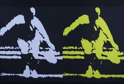 Oscar Lubow, 'Tennis Serve', 1997