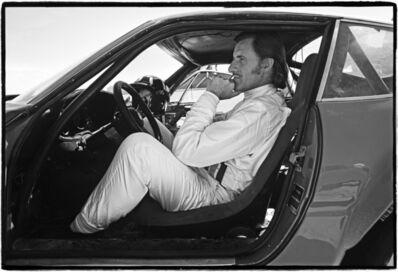 Al Satterwhite, 'Graham Hill/Ferrari', 1974