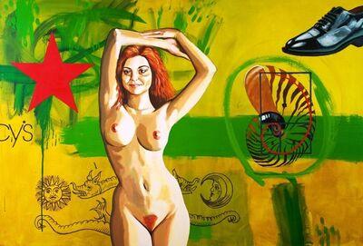 Rafael Lopez-Ramos, 'Ladies from Venus & Gentlemen from Oxford', 2014