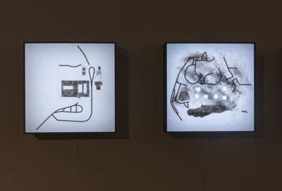 Nikita Kadan, 'Plans of dust', 2014
