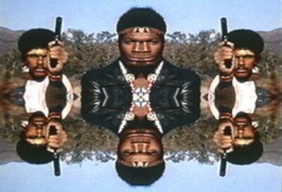 Rico Gatson, 'Gun Play', 2001