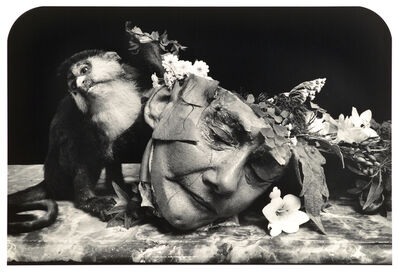 Joel-Peter Witkin, 'Face of a Woman, Marseilles   ', 2004
