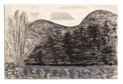 Milton Avery, 'Tree and Trees', 1962
