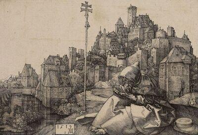 Albrecht Dürer, 'St Anthony', 1519