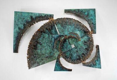 Craig Schaffer, 'Spiral Squares ', 2017