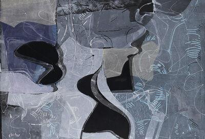 Charlie Hewitt, 'Royal River Ice #2'