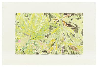Leidy Churchman, 'Flora (Lime and Yellow)', 2019