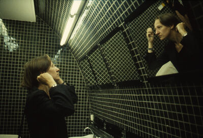 Nan Goldin, 'Suzanne in the Green Bathroom, Pergamon Museum, East Berlin', 1984