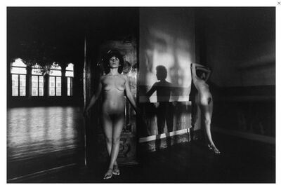Lucien Clergue, 'Nudes in an interior, Venice', 1987