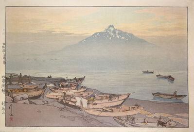 Yoshida Hiroshi, 'Peaceful Rishiri', 1938