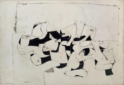 Conrad Marca-Relli, 'Untitled', 1961