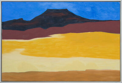 Elaine Holien, 'Dunes (at Ghost Ranch)', 2005