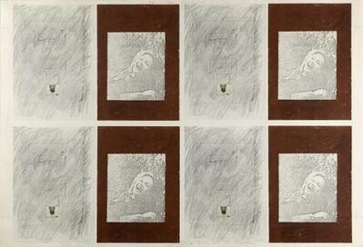 Joseph Beuys, 'Greta Garbo und der Filzlappen', 1979