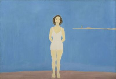 Alex Katz, 'Bather', 1959