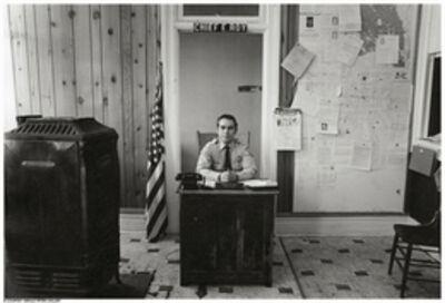 Nancy Wood, 'Chief Eddie Roy, Victor, CO, 1/7', 1977