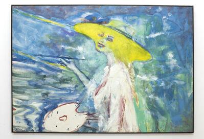 Rómulo Macció, ' Retrato de Dorelia Winterson', 1983