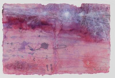 Bracha L. Ettinger, 'Lichtenburg Flower & Medusa', 2011