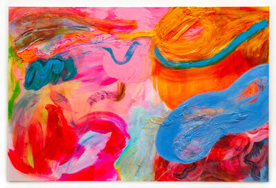 Debra Drexler, 'Solar Blue', 2017