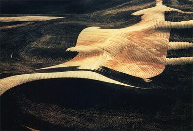 William Garnett, 'After Harvest, Pullman, Washington', 1979