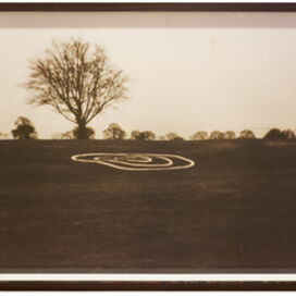 Richard Long, 'Durham Downs, Bristol', 1967