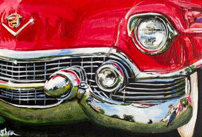 Shannon Fannin, '1954 Cadillac Fleetwood ', 2020