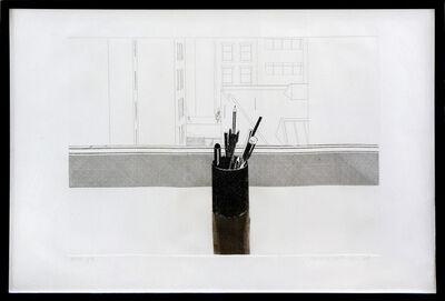 David Hockney, 'STILL LIFE (S.A.C.111)', 1969