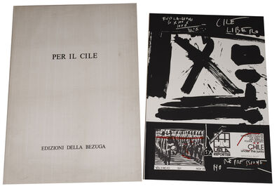 José Balmes, 'Per Il Cile', 1978