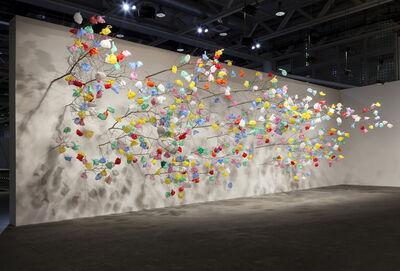 Pascale Marthine Tayou, 'Plastic Tree', 2014, , 2015