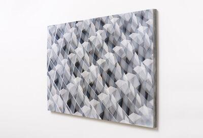 Adam Moskowitz, 'Counterform Shape Gradient', 2017
