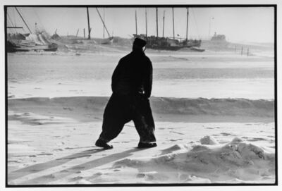 Leonard Freed, 'Holland Winter', 1964