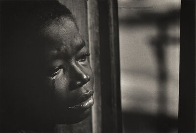 "W. Eugene Smith, 'Untitled (from the Life Magazine photo essay ""A Man of Mercy"")', 1954"