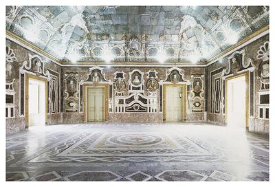 Bernhard Quade, 'Villa Palagonia II, Sicily, Italy', 2000