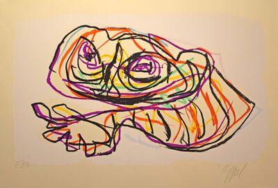 Karel Appel, 'Resting Frog', 1978