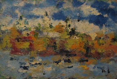 Aron Froimovich Bukh, 'Pier', 1997