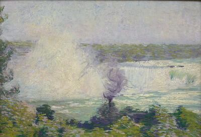 Philip Leslie Hale, 'Niagara Falls', ca. 1910