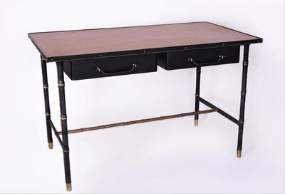 Jacques Adnet, 'Desk', ca. 1950