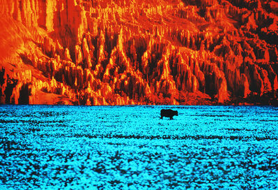 Mitchell Funk, 'Bryce Canyon American West  Landscape', 1975